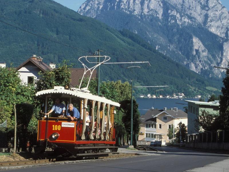 Straßenbahnnostalgie
